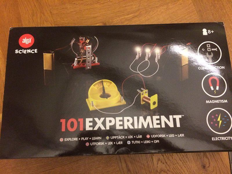 Alga – 101 Eksperimenter