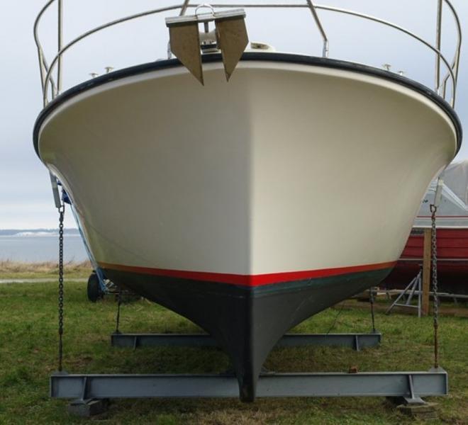 Genialt bådstativ