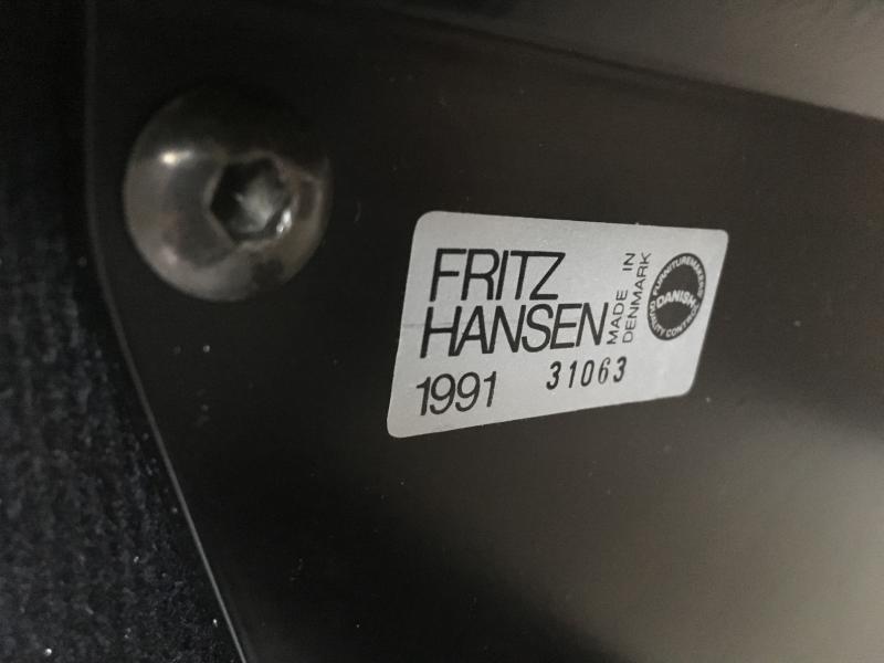 Fritz Hansen stol,endependence