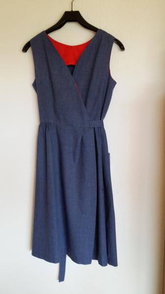 Vintage kjole fra 1950èrne