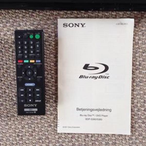 Sony. Blu-ray Disc