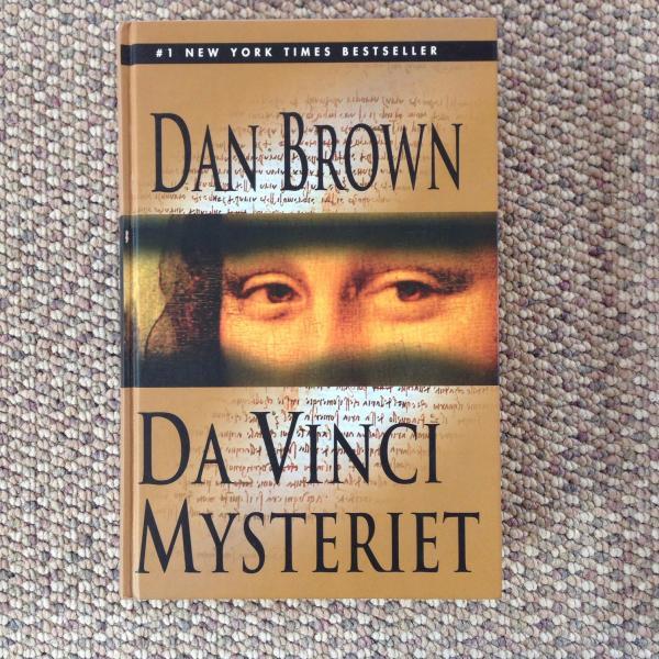 4 bøger af Dan Brown
