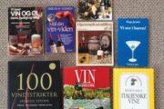 Bøger om vin og øl