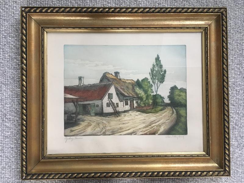 Malerier og billeder