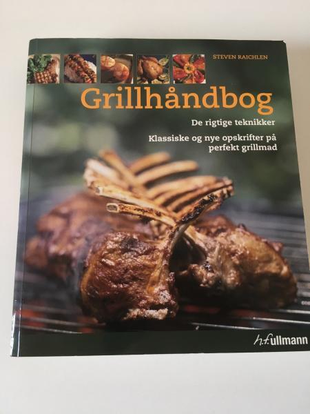 Grillbøger - Sandbyvej 25 - Fra røgfrit hjem, velholdte 1. 500 grill hits, 50kr 2. Grillhåndbog, 75kr - Sandbyvej 25