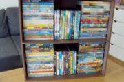 88 børne DVD-ere