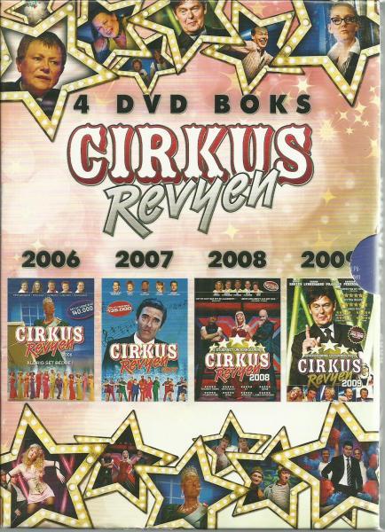 4 DVD-boxe