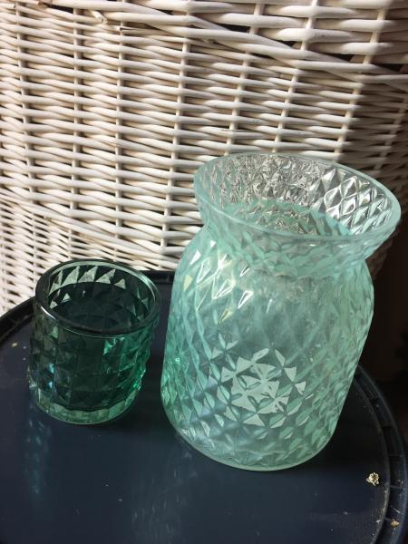 Stole, vaser og fyrfadsstager