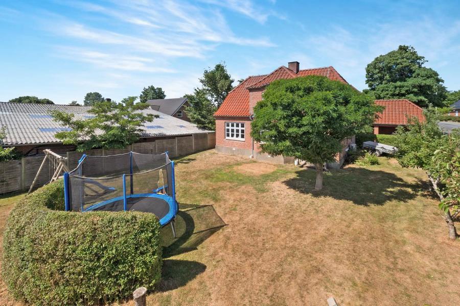 Charmerende villa i Lund
