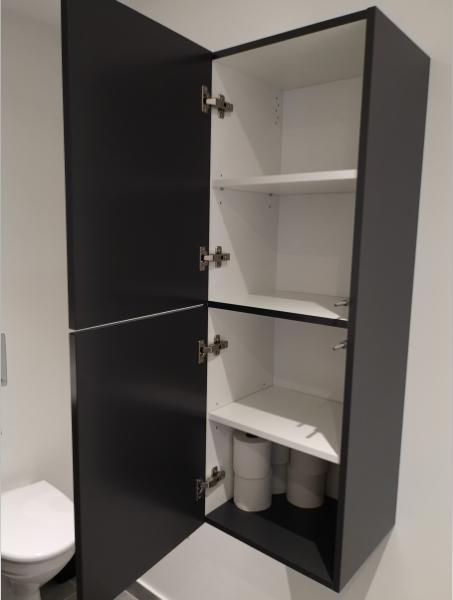 Badeværelsesskab – Svane