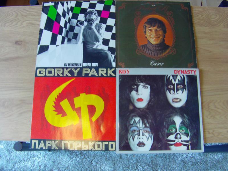 Gamle LP plader 05