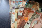 Erotiske blade og bøger