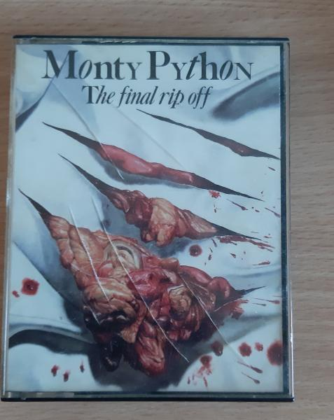 Monty pythons the final rip of