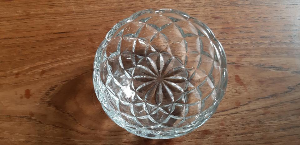 Odin glasskål