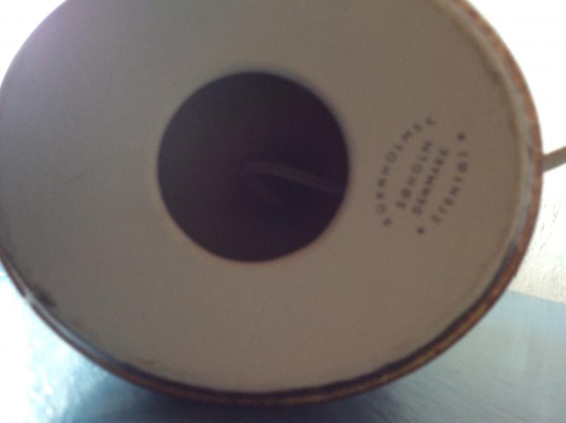 Søholm bordlampe