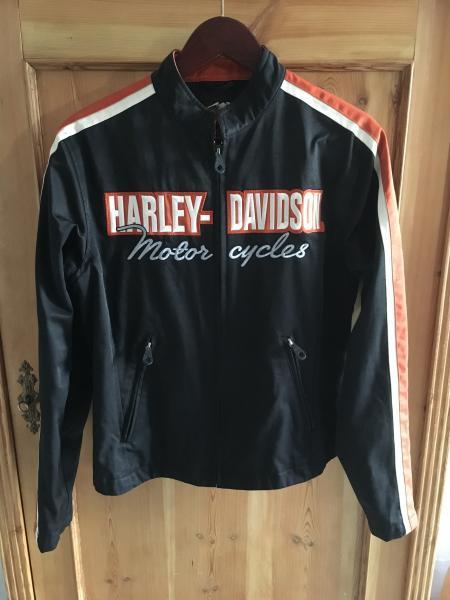 Harley Davidson jakke