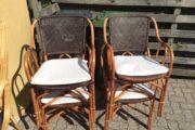 4 stk. stole, sælges