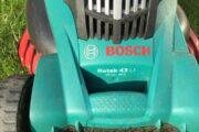 Bosch batteri plæneklipper