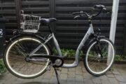 Cykel med 7 gear