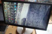 22″ LED skærm