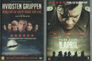 4 spændende DVDer om