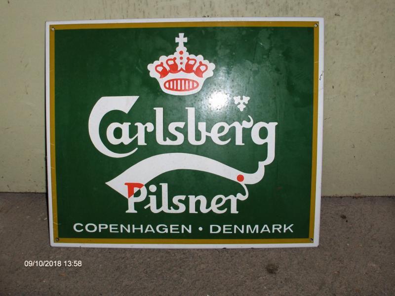 Carlsberg-skilt
