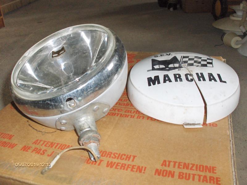 Marchal projektør