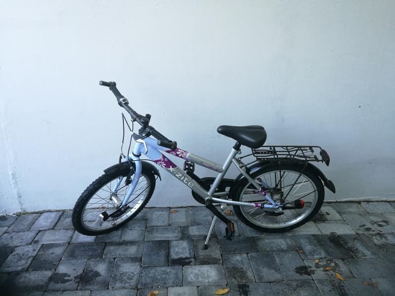 Pige cykel 20″