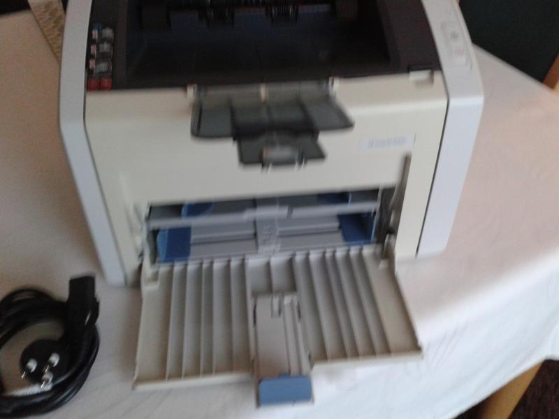 Toner til HP LaserJet 1022