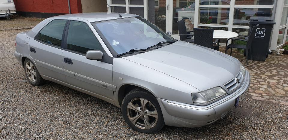 Citroën Xantia 2,0i Exclusive