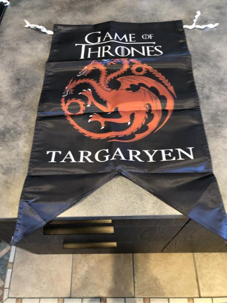 Game Of Thrones flag