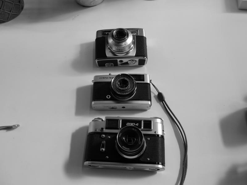 kamera samling
