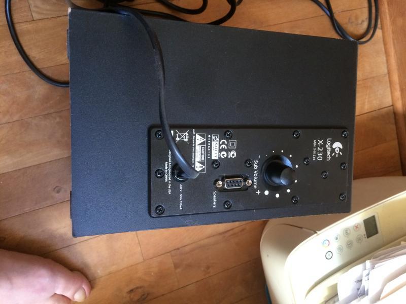 computer højtalere