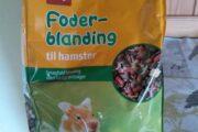 Hamster foder