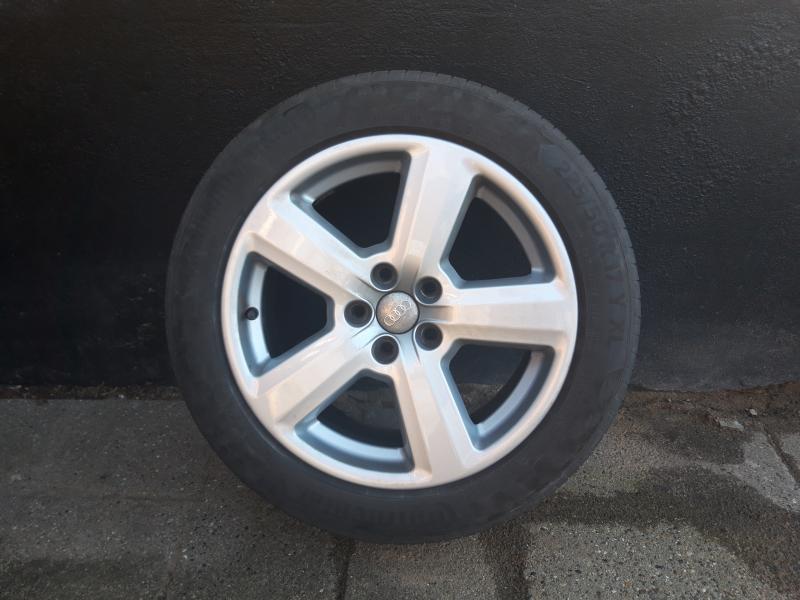 Audi A6 Alu. fælge 17 - Danmark - Audi A6 Alu. fælge 17″. Fælge er som nye. Prisen er uden dæk. Evt. med dæk mod mer pris. - Danmark
