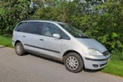 Ford Galaxy 2.3 nysynet