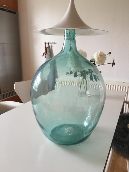Gammel ballonflaske - Katrinevej - Gammel ballonflaske sælges 1 stk 50 kr. - Katrinevej