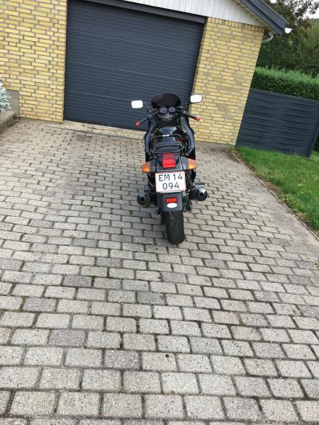 Kawasaki gpz 1000 rx 86