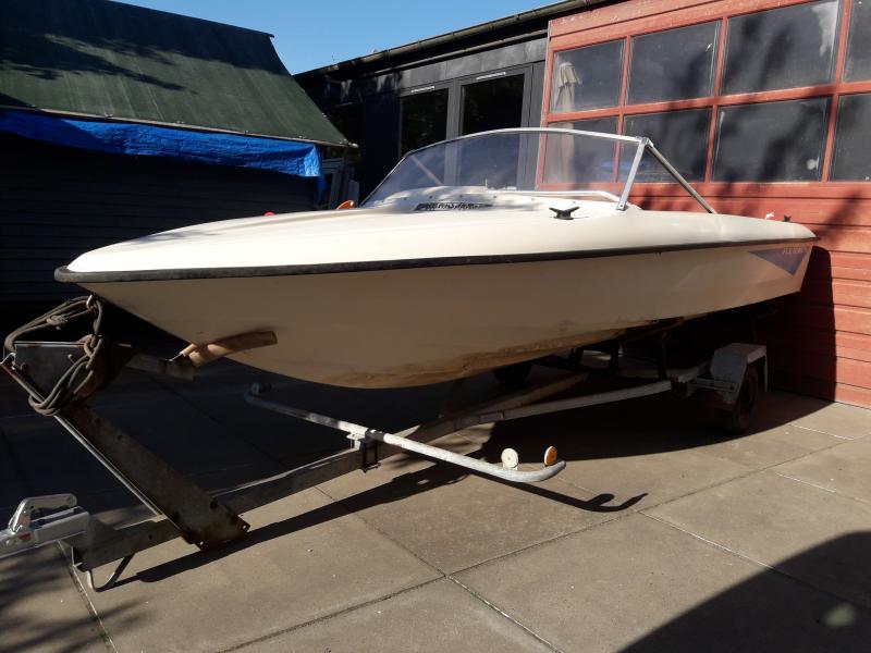 Fletcher ArrowFlyte, speedbåd
