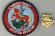 Danske Divisions-mærker