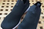 Blød sort sko