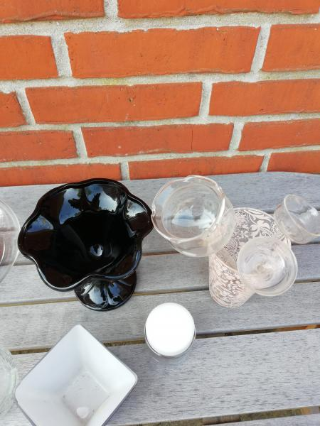 Ass glas ting