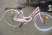 cykel sæiges