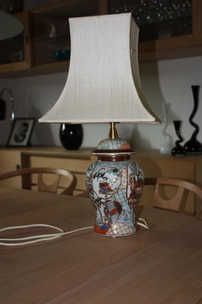 Kineser lampe