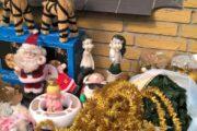 Julepynt sælges
