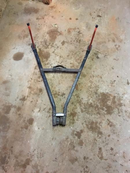 Cykelholder - Bygvænget 15 - 2 stk. Cykelholder - Bygvænget 15