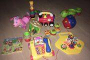 Div. baby og småbørnslegetøj