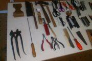 Sy Læder værktøj
