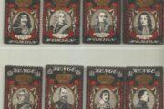 Gamle samlemærker