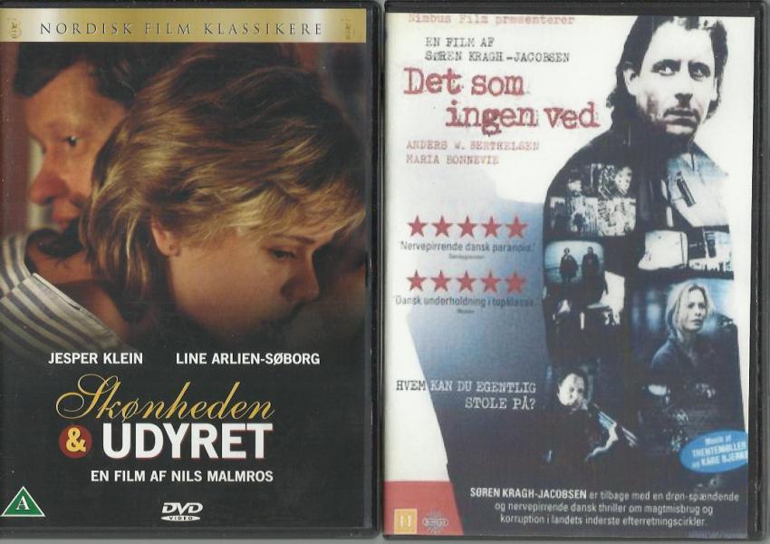 Danske film på DVD 02